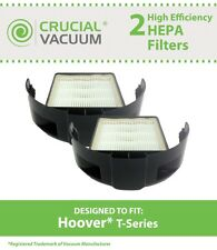 2 REPL Hoover Windtunnel T-Series HEPA Filters Part # 303172001 & 303172002