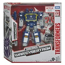 Decepticon Soundwave Transformers War for Cybertron Action Figure Pre Order