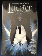 Lucifer Book Five TPB by Mike Carey (2013 Vertigo, Vol. 5)