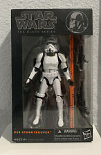 Star Wars The Black Series #09 Stormtrooper 6? Action Figure w/box