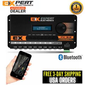 Banda Expert Electronics PX8.2 Connect 8 Way Car Equalizer Sound Processor