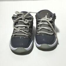 Jordan Retro 11 (Infant/Toddler) Gray 505836-003