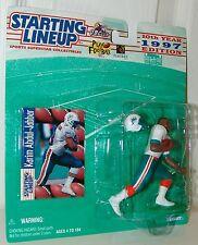 NFL Starting Lineup Karim Abdul-Jabbar Miami Dolphins - 1997 Sports Figure