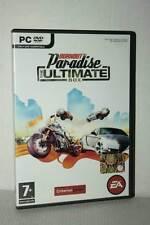 BURNOUT PARADISE THE ULTIMATE BOX USATO OTTIMO PC DVD VER ITALIANA GD1 53174