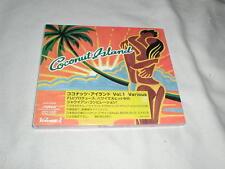 Coconut Island (2006) CD+OBI NEW Japan Hawaii Hawaiian Fiji Rawsun Sealed