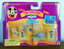 POLLY POCKET Tiny Collection Disney MICKEY Playset Figures Character Extras NEW