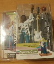 Jimi Hendrix- Super Stage Action Figure McFarlane Toys 2003 SHIPS FREE