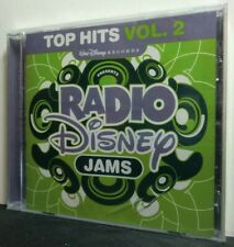 RADIO DISNEY JAMS TOP HITS VOL 2 WALT DISNEY PRESENTS FACTORY SEALED  -g