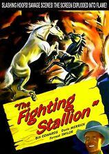 The Fighting Stallion (1950) DVD Bill Edwards, Doris Merrick, & Forrest Taylor