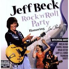 Jeff Beck's Rock 'N' Roll Party: Honoring Les Paul by Jeff Beck (Vinyl,...