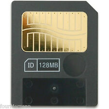 128 MB MEG SMART MEDIA SM FLASH MEMORY CARD ROLAND XV 5080 3080 88 FREE CD T5