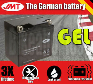 JMT Gel battery - YTX5L-BS - Yamaha WR 250 F - 2003 - 2007