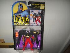 1994 Legends of Batman-Knightquest Batman vf/nm on card