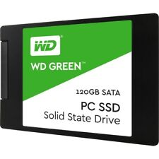 "WD Green WDS120G2G0A 120 GB 2.5"" Internal Solid State Drive - SATA"