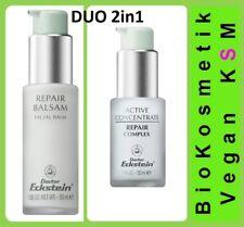 DUO Repair Balsam und Active Concentrate Repair Complex Dr. ECKSTEIN BioKosmetik