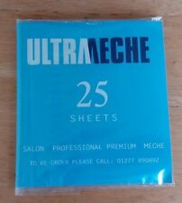 EASI MECHE/HIGHLIGHTS HIGHLIGHTING FOIL X25 SHEETS Ultrameche Short (10cm)