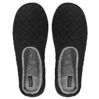 OFFICIAL HOWICK Qulited Fleece Lined Slip on Slippers Cushion UK 11 / 12 Mules