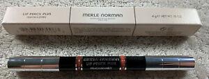 NEW Merle Norman PEACH BRANDY Lip Pencil Plus .15 oz NIB Pencil Semi Matte