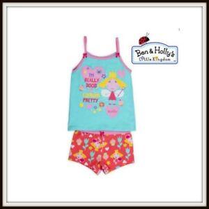 Licensed Ben and Hollys Little Kingdom Singlet & Underwear Set ABC 4 KIDS