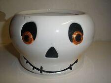 NEW Hallmark Halloween Skull candy dish