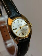 Vintage Norexa Geneve Swiss Made 25 Jewels Incabloc Automatic Ladies Watch