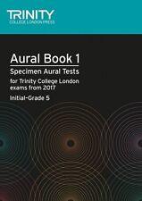 Trinity Aural Book 1 Initial-grade 5 2017