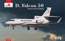 Amodel 1/72 Dassault Falcon 50 with Winglets # 72307