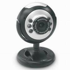 USB Webcam 2.0MP, Mic, Snapshot Button, Dynamode M-1100M ,  Blister Pack