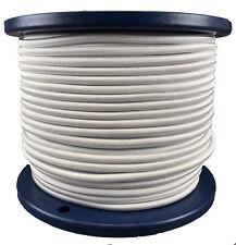 6mm White Elastic Bungee Rope x 30 Metres Shock Cord Tie Down