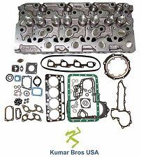 """New Kubota V2003 """"Complete"""" Diesel Cylinder Head & Full Gasket Set"""