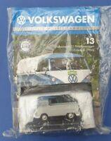 Volkswagen Deagostini offizielle Modell-Sammlung Nr.13 T1 Pritschenwagen Neu+OVP
