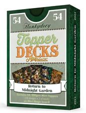 Return to Midnight Garden Topper Deck