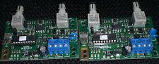 GE Security ATS1743 RS485 zu LWL Glasfaser Interface Lichtwellenleiter Advance M