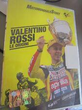 DVD N°8 MOTOMONDIALE STORY OFFICIAL COLLECTION MOTOGP VALENTINO ROSSI LE ORIGINI