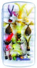 New Flambeau Streamside Fly Ice JIg Box Lg 4045