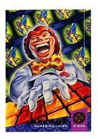 Fleer 1994 X-Men Ultra #72 Super-Villains Card Arcade