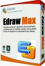 Edraw Max 9.4.0 - Lifetime - Activated - Windows only- Only English