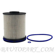 Fuel Filter 5 Micron Filters with Seals for 2017 Chevy/GMC 6.6 L Duramax Diesel