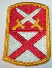 AMERICAN PATCHES-1970/1980 U.S ARMY 167th SUPPORT BRIGADE BRIGADE FULL COLOUR
