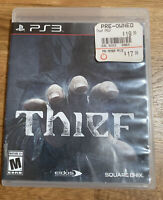 Thief (Sony PlayStation 3 PS3, 2014) COMPLETE IN BOX