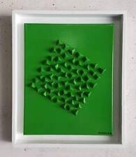 BEPPE BORELLA - Granito, tela e acrilico (2015)