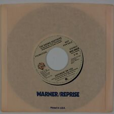 THE DOOBIE BROTHERS: Dependin' On You USA WB DJ Promo 45 NM-