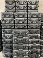 Pelican 1550 Case With lid organizer  (Black)