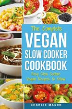Vegan Slowcooker Diet Cook Book Healthy Eating Low Carb Weight Loss Nutrition