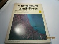 Vintage Photo Atlas of the United States 1975