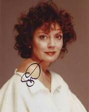 Susan Sarandon In-person AUTHENTIC Autographed Photo COA SHA #58453
