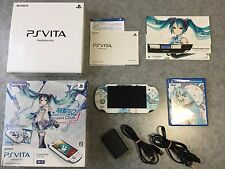 PS Vita Console System HATSUNE MIKU Limited Edition Wi-Fi model PPH