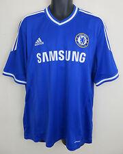 Adidas Chelsea Football Shirt 2013-14 Trikot Soccer Jersey Skjorte Maglia XL