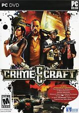 CrimeCraft PC Games Windows 10 8 7 XP Computer crime craft action shooter online