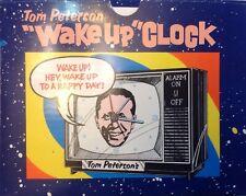 Vintage Tom Peterson Wake Up Clock